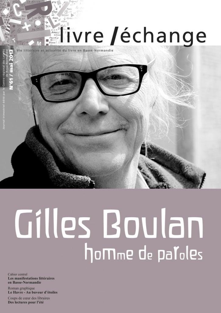Gilles Boulan – homme de paroles