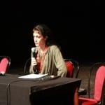 Belinda Cannone, auteure, ouvre le débat