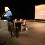 André Servant, président du CRL Basse-Normandie, présente la journée