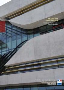 Observatoire de la lecture publique - rapport Bib Dep 2010-2013