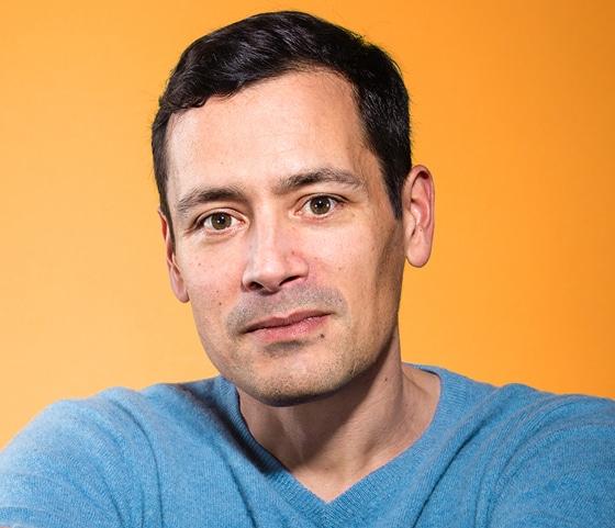 Jean-Baptiste Andrea, lauréat du prix Premier Roman